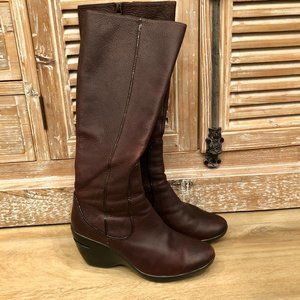 {Cole Haan} Brown Leather Boots